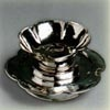 A Silver Cup and Cup-Stand