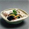 A Shino Mukozuke Dish