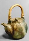 A Bizen Teapot