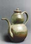 A Gourd Shaped Teapot