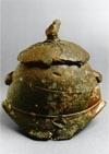 A Bizen Style Jar